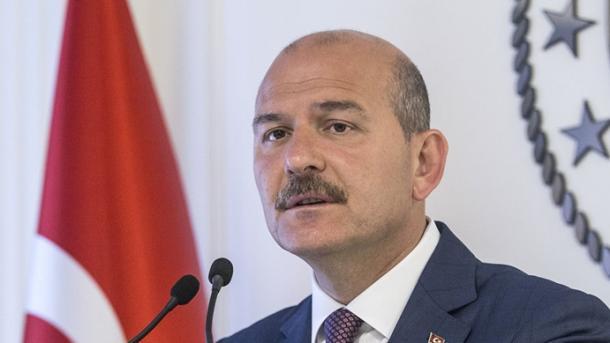 Soylu: Prej fillimit të këtij viti kemi parandaluar 26 aktivitete terroriste   TRT  Shqip