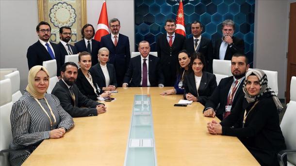 Erdogan pas vizitës në Amerikë: Turqia nuk do të heqë dorë nga sistemet S-400 | TRT  Shqip