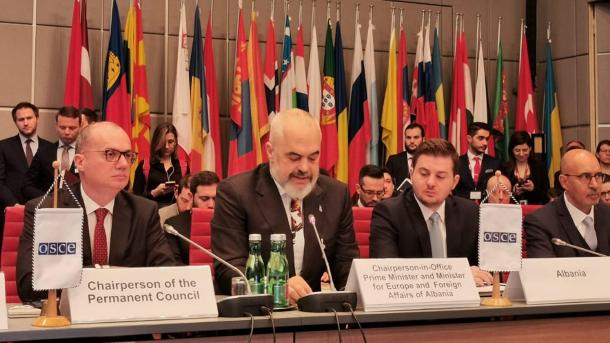 Rama i kërkon Bjellorusisë të pranojë ofertën e OSBE-së | TRT  Shqip