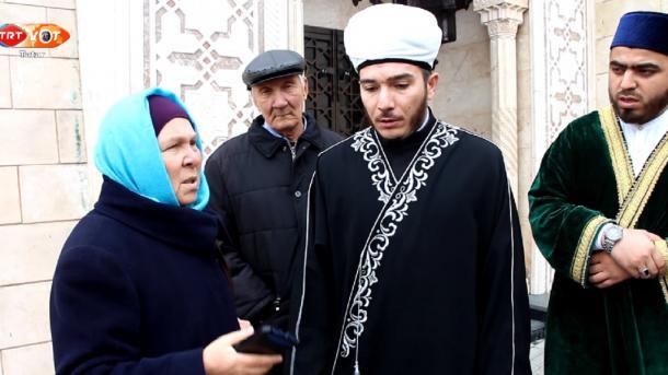Qazan kirmänendä Xannar törbäse | TRT  Tatarça
