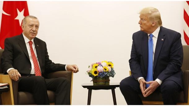 Erdogan: Me ShBA-në mund të fillojmë një proces të ri | TRT  Shqip