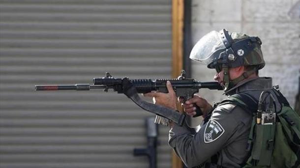 Forcat izraelite plagosën rëndë një grua palestineze në Bregun Perëndimor   TRT  Shqip