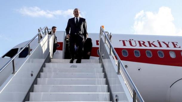 Delegacion turk i nivelit të lartë mbërriti në Libi | TRT  Shqip