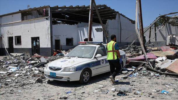 Xafternıñ süzçese migrantlarnı bombalawların qabul itte | TRT  Tatarça