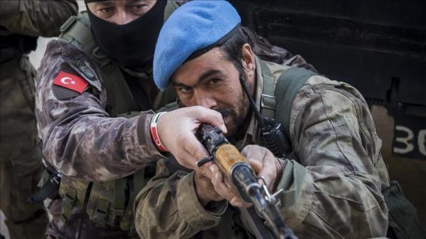 U napadu terorista PKK/YPG-a u Afrinu ubijen turski vojnik
