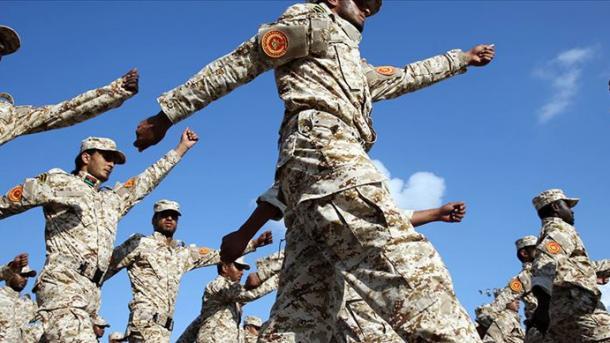 Libia fillon me Turqinë programin për të rindërtuar ushtrinë | TRT  Shqip