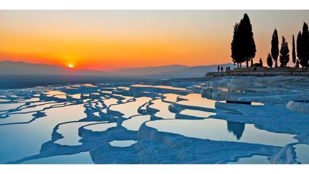 Turizmi në Turqi – Pamukalaja | TRT  Shqip