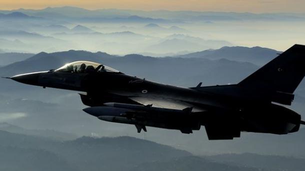 Ushtria turke neutralizon me operacion ajror 2 terroristë në veri të Irakut   TRT  Shqip