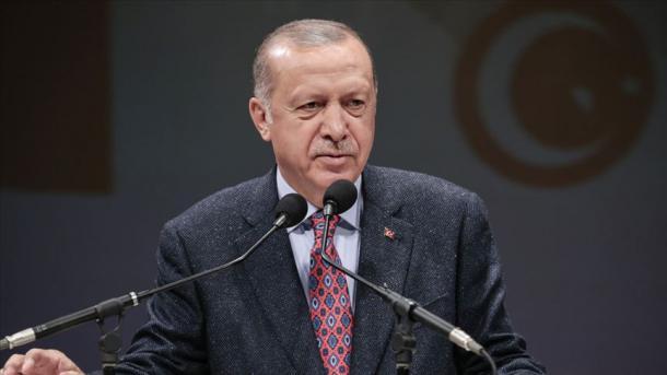 Ärdoğan Qıtayğa kitte | TRT  Tatarça