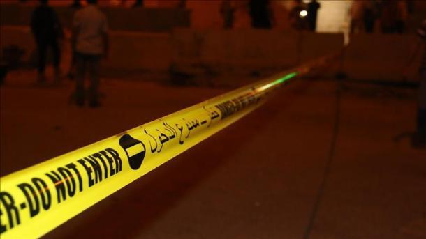 Raketni napad na vojni ured Turkmenskog fronta Iraka u Kirkuku