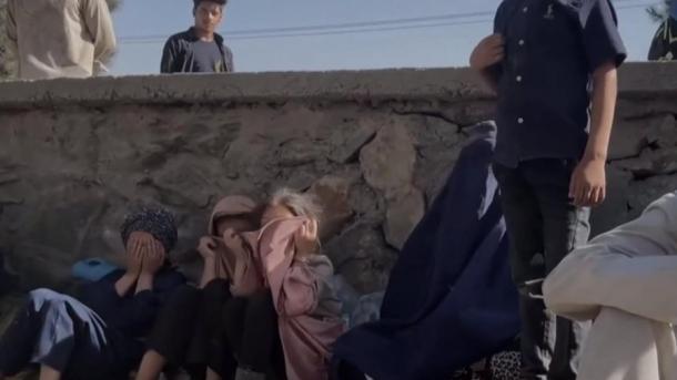 Eropah Enggan Tanggapi Krisis Kemanusiaan di Afghanistan