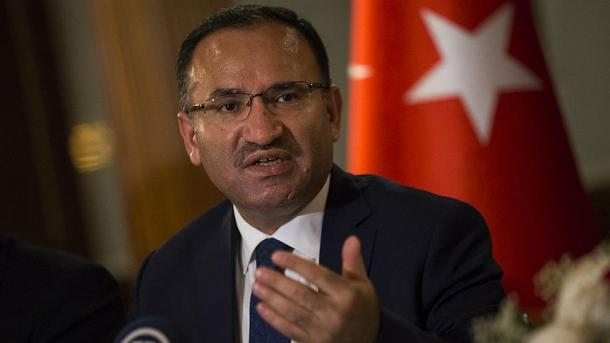 Ministar pravde Turske Bozdag u posjeti SAD-u