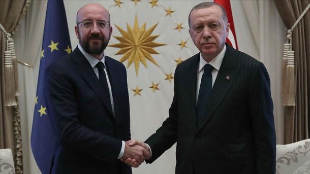 Erdogan: Presim që BE-ja të jetë objektive dhe konsekuente | TRT  Shqip