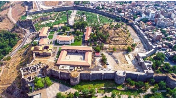 A e dini se muret e Dijarbakirit kanë një histori të lashtë prej rreth 7.000 vjetësh?   TRT  Shqip