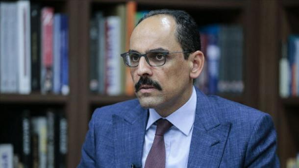 Kalin: Turqia nuk është për zgjidhje ushtarake të krizës së Libisë | TRT  Shqip
