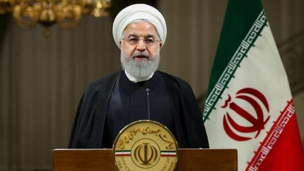 Rouhani: SHBA-ja duhet të braktisë politikat luftënxitëse | TRT  Shqip