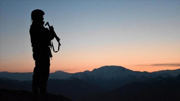 Vazhdojnë operacionet antiterror në veri të Irakut | TRT  Shqip