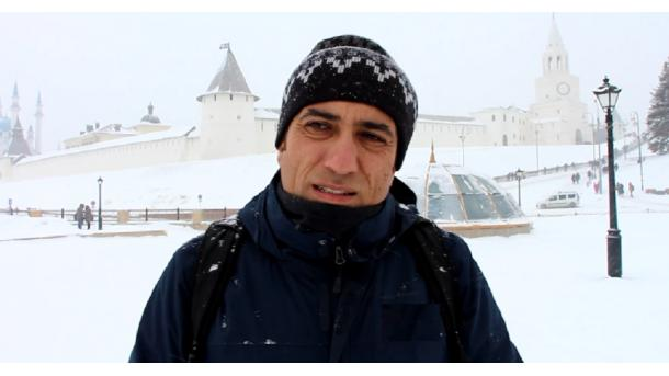 Törek keşese küzlegennän tatarlar häm Tatarstan (Xaqan Otluoğlu) | TRT  Tatarça