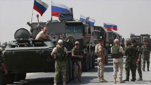 Rusia përforcon pikën e saj ushtarake në Kamishli të Sirisë | TRT  Shqip