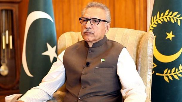 حکومت نے ملک میں یکساں تعلیمی نظام کا خواب پورا کر دیا ہے: صدر عارف علوی thumbnail