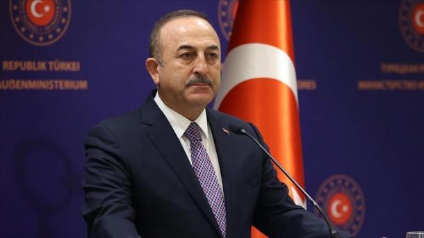 Çavusoglu reagon ndaj deputetit grek në PE, presim të bëhet ajo që është e nevojshme për këtë palaço   TRT  Shqip
