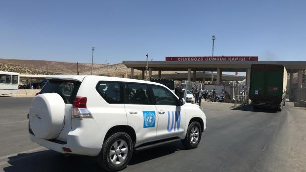 UN stanovništvu u Siriji poslao 22 šlepera humanitarne pomoći
