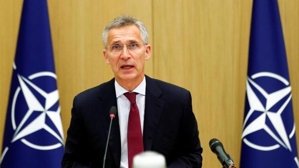 Stoltenberg zotohet për vazhdimin e punimeve për gjetjen e zgjidhjes mosmarrëveshjeve Turqi-Greqi   TRT  Shqip