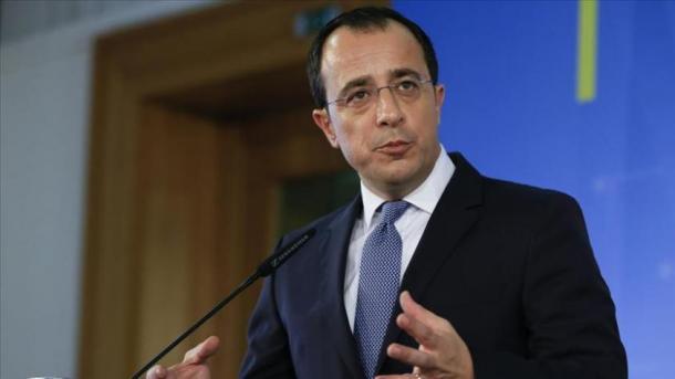 Christodoulidis: Bashkëpunimi me Turqinë me dobi për të gjitha palët në Mesdheun Lindor | TRT  Shqip