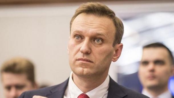 Disidenti rus Navalniy mbahet në paraburgim për 30 ditë | TRT  Shqip