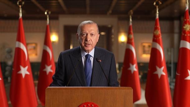 Erdogan: Objektivi për t'i dhënë fund urisë deri në vitin 2030 është shumë larg   TRT  Shqip