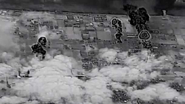 Imazhet ku Izraeli bombardon vendbanimet civile në Rripin e Gazës   TRT  Shqip