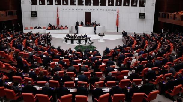 Turqi - Në Parlament vjen mocioni presidencial për vendosjen e trupave në Azerbajxhan | TRT  Shqip