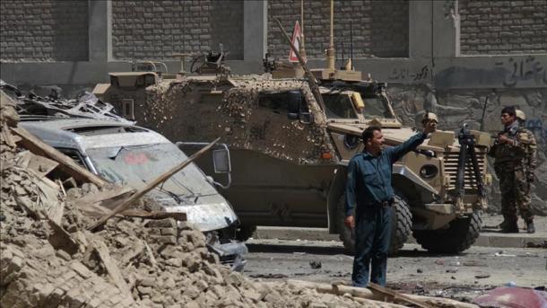 Avganistan: U napadu nedaleko od baze Bagram poginula tri američka vojnika
