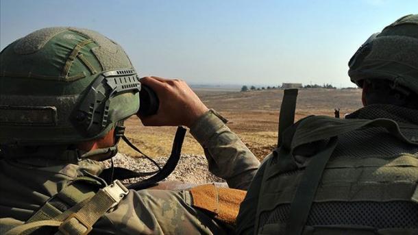 Kapet një terrorist në tentativë për të kaluar ilegalisht kufirin turk | TRT  Shqip