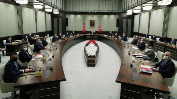 Sot mbledhja e fundit e Kabinetit Presidencial për vitin 2020 | TRT  Shqip