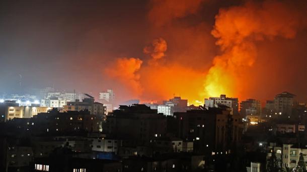 Numri i të vrarëve në Gazë rritet në 181 | TRT  Shqip