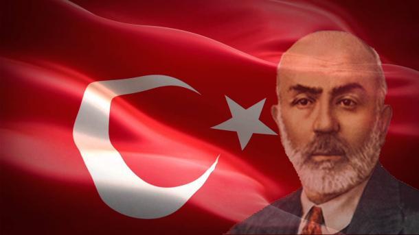 Mäxmät Akif Ärsoy iskä alındı | TRT  Tatarça
