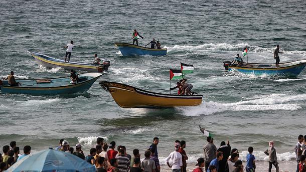 Izrael za ribare iz Gaze smanjio ribolovnu zonu