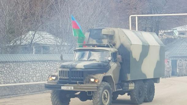 Ushtria azerbajxhanase hyri pas 27 vitesh në Kelbecer | TRT  Shqip