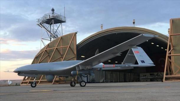 Media franceze: Dronët luftarakë të Turqisë ndryshuan rrjedhën e operacioneve në veri të Irakut | TRT  Shqip