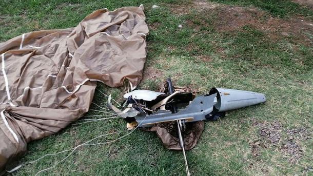 Azerbajxhani rrëzon 1 dron të ushtrisë armene | TRT  Shqip