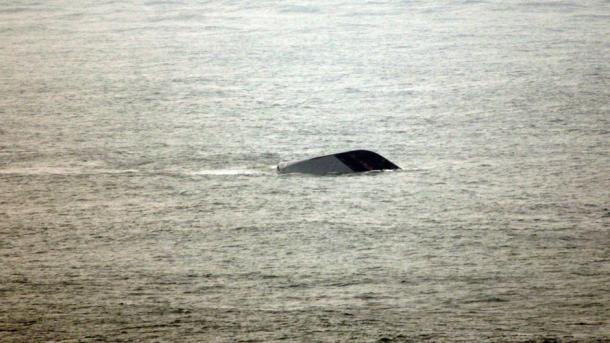 موریطانیہ کے قریب تارکین وطن کی کشتی ڈوب گئی،57 افراد ہلاک