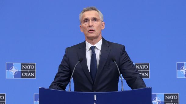 Stoltenberg: Roli i Turqisë në NATO është shumë më i gjerë se F-35 apo S-400 | TRT  Shqip