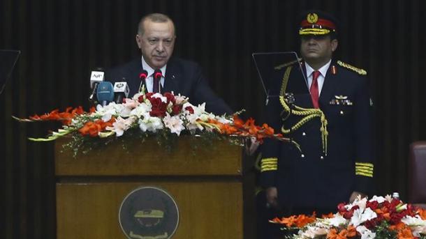 Turqia do të vazhdojë të qëndrojë pranë udhëheqjes legjitime të Libisë   TRT  Shqip