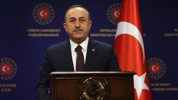 Çavusoglu: Turqia do të qëndrojë gjithmonë pranë popullit palestinez   TRT  Shqip