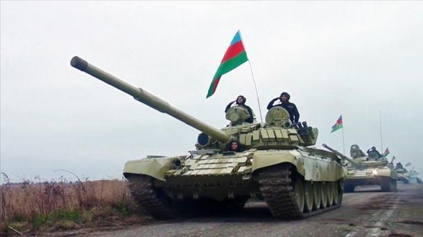 Azerbajxhani: Për çlirimin e territoreve të pushtuar ranë dhëshmorë 2.783 ushtarë azerbajxhanas   TRT  Shqip