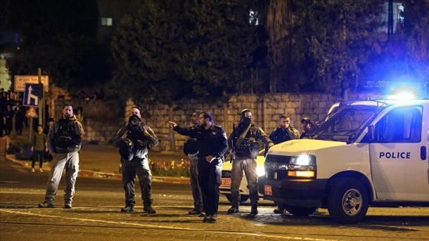 Jerusalem – 7 të lënduar në përleshjet midis palestinezëve dhe kolonëve hebrenj | TRT  Shqip