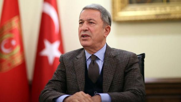 Akar: Turqia gjithmonë ka mbështetur integritetin territorial të Libisë   TRT  Shqip