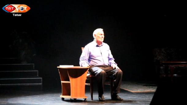 Tatarnıň danlıqlı icat ähele Äzhär Şakirov | TRT  Tatarça