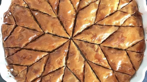 A e dini se bakllavaja është regjistruar si një ëmbëlsirë turke? | TRT  Shqip